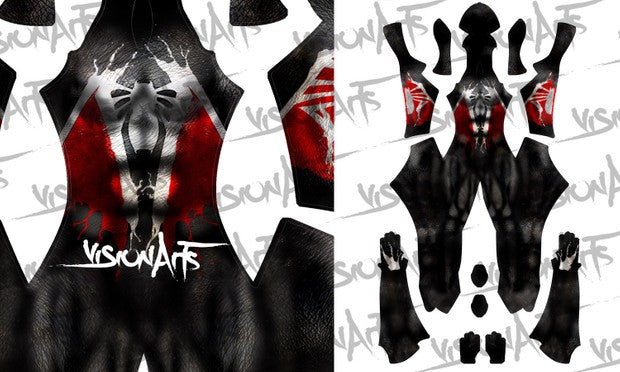 Female Spawn Symbiote - Aesthetic Cosplay, LLC