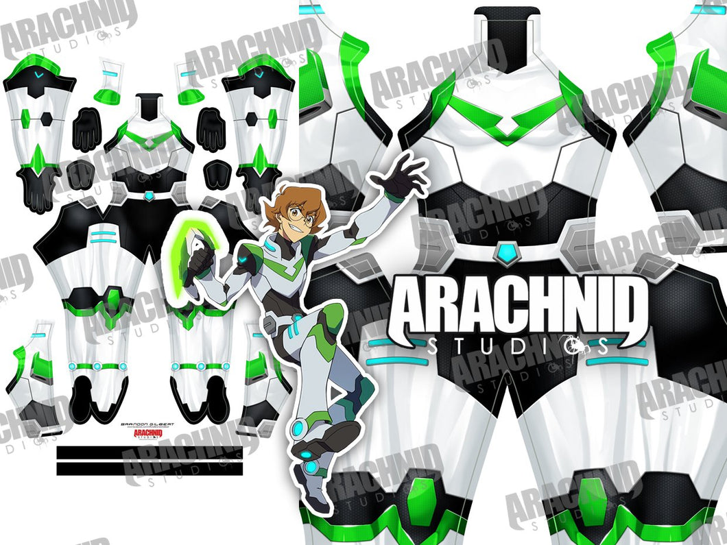 Pidge - Green Paladin - Aesthetic Cosplay, Inc.