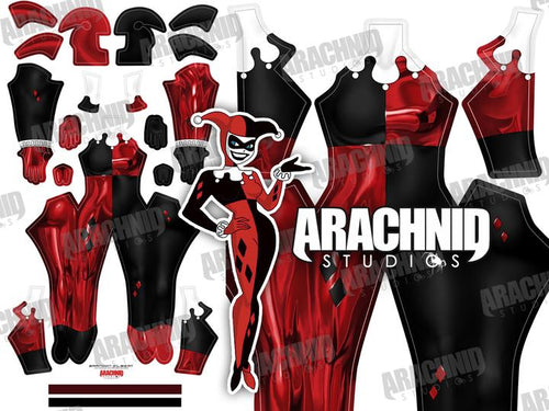 Harley Quinn - Batman: The Animated Series - Aesthetic Cosplay, Inc.