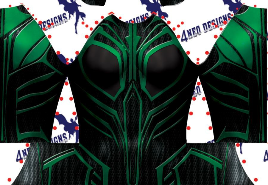 Hela V2 - Aesthetic Cosplay, LLC