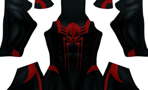 Spider-Man 2099 Hybrid - Aesthetic Cosplay, LLC