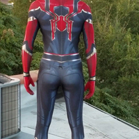 Iron Spider - Spider-Man Homecoming Suit - Aesthetic Cosplay, LLC