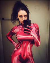Zero Suit Samus (Red) - Aesthetic Cosplay, LLC