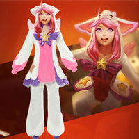 League of Legends Pajama Guardian Lux Cosplay Kigurumi - Aesthetic Cosplay, LLC