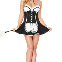 Alluring Maid Costume - Aesthetic Cosplay, LLC