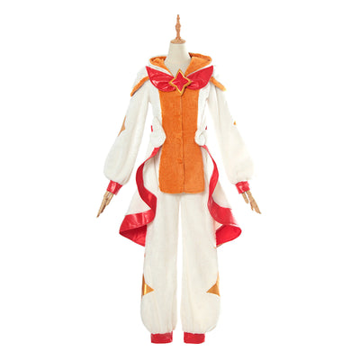 League of Legends Pajama Guardian Miss Fortune Cosplay Kigurumi - Aesthetic Cosplay, LLC