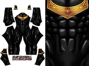 Gold Zeo Ranger V1 - Aesthetic Cosplay, LLC