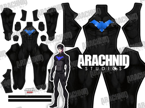 Nightwing Arachnid Studios - Aesthetic Cosplay, Inc.