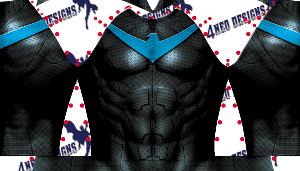 Nightwing Rebirth V2 Justice League - Aesthetic Cosplay, LLC
