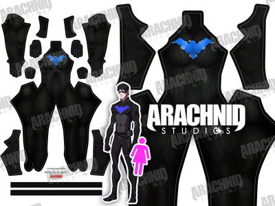 Nightwing Female Arachnid Studios - Aesthetic Cosplay, LLC