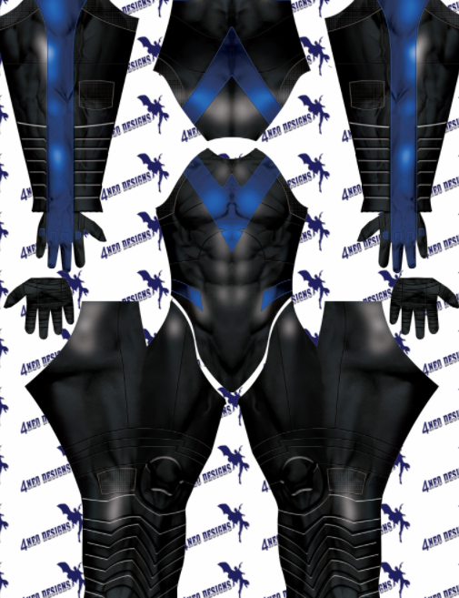 Night Wing New 52 - Aesthetic Cosplay, LLC
