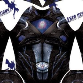 Black Ranger V1 - Aesthetic Cosplay, LLC