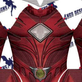 Red Ranger V2 - Aesthetic Cosplay, Inc.