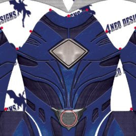 Blue Ranger V2 - Aesthetic Cosplay, Inc.