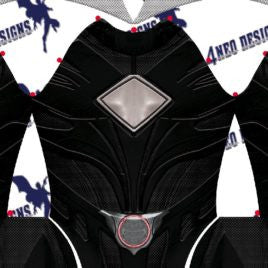 Black Ranger V2 - Aesthetic Cosplay, Inc.