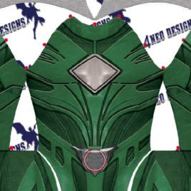 Green Ranger V2 - Aesthetic Cosplay, LLC