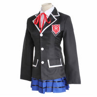 Anime DATE A LIVE Itsuka Kotori Cos Halloween Cosplay women school uniform dress suit Party 8pcs full set Fancy Dress Suits - Aesthetic Cosplay, LLC