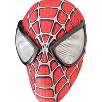 The Amazing Spider-Man Mask - Aesthetic Cosplay, LLC