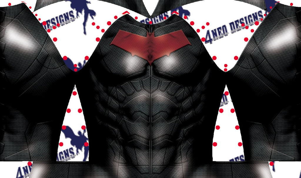 Red Hood Justice League V2 - Aesthetic Cosplay, LLC