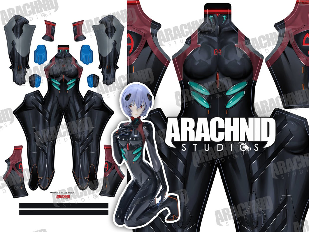 Rei 3.0 Plugsuit - Aesthetic Cosplay, Inc.