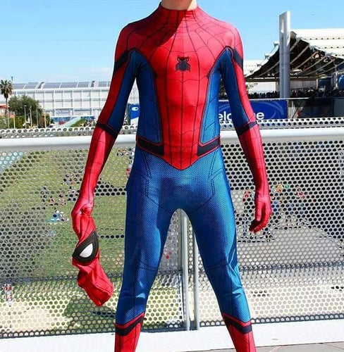 Spider-Man Homecoming Suit - Aesthetic Cosplay, Inc.