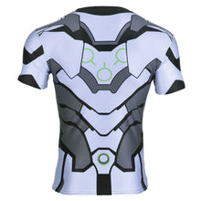 Overwatch Genji T-Shirt Muscle Shirt - Aesthetic Cosplay, Inc.