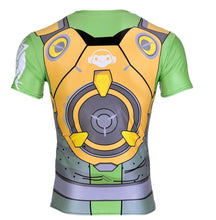 Overwatch Lucio T-Shirt Muscle Shirt - Aesthetic Cosplay, Inc.