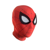 Spider-Man Mask With Mesh Lenses - Homecoming and The Amazing Spider-Man Lycra Fabric Mask