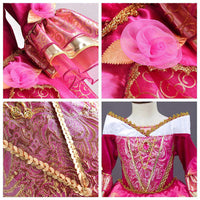 Sleeping Beauty Aurora Costume - Aesthetic Cosplay, LLC