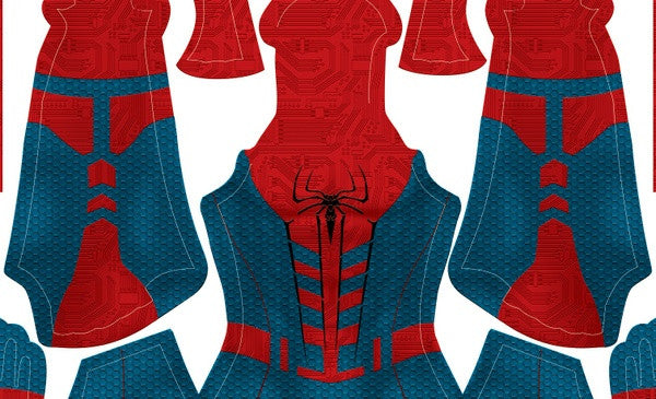 Sentinal Spider-Man V1 - Aesthetic Cosplay, LLC