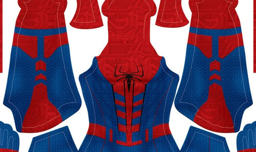 Sentinal Spider-Man V2 - Aesthetic Cosplay, LLC