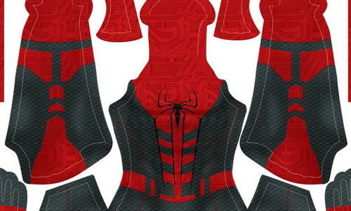 Sentinal Spider-Man V3 - Aesthetic Cosplay, LLC