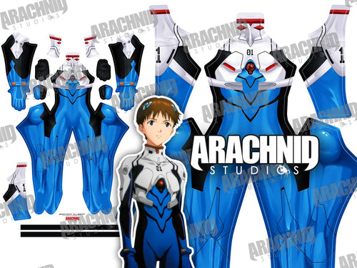 Shinji Plugsuit - Aesthetic Cosplay, Inc.