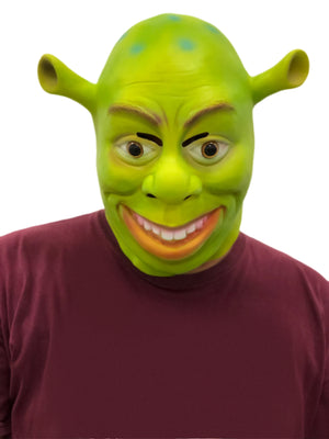Shrek and Donkey Masks - Aesthetic Cosplay, LLC
