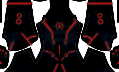 Spider-Man Tron - Aesthetic Cosplay, LLC