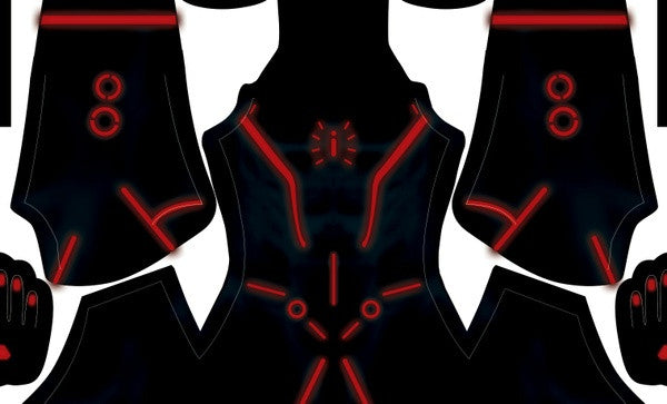 Spider-Man Tron - Aesthetic Cosplay, Inc.