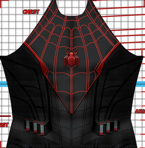 Miles Morales Homecoming V3 - Aesthetic Cosplay, LLC