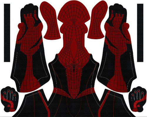 Superior The Amazing Spider-Man Hybrid - Aesthetic Cosplay, LLC