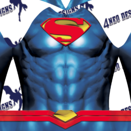 Superman DC Rebirth - Aesthetic Cosplay, Inc.