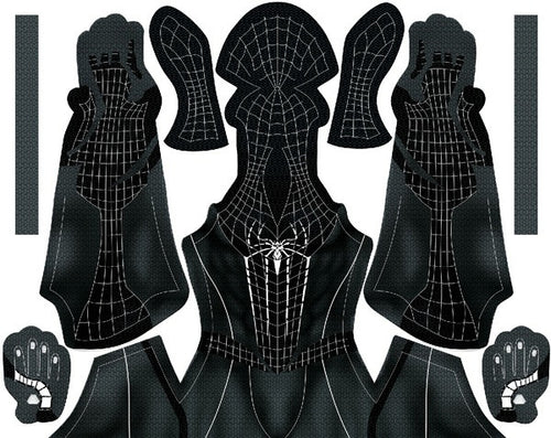 Symbiote The Amazing Spider-Man Hybrid - Aesthetic Cosplay, LLC