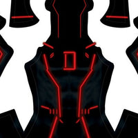 Tron Devil - Aesthetic Cosplay, LLC