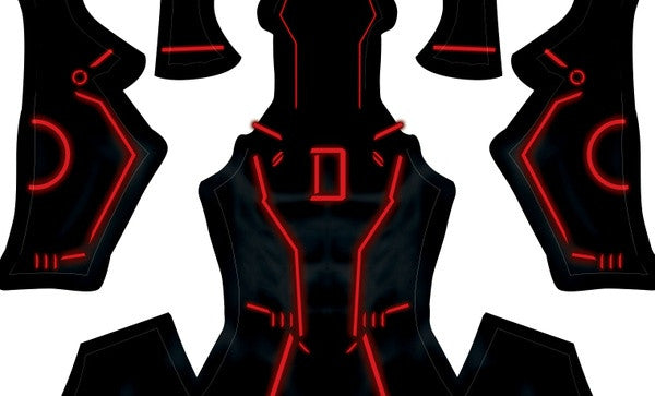 Tron Devil - Aesthetic Cosplay, Inc.