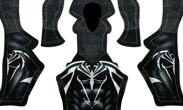 Ultimate Spider-Man Symbiote - Aesthetic Cosplay, LLC