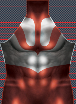 Ultraman V1 - Aesthetic Cosplay, LLC