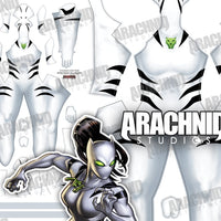 Black Panther - White Tiger - Aesthetic Cosplay, LLC