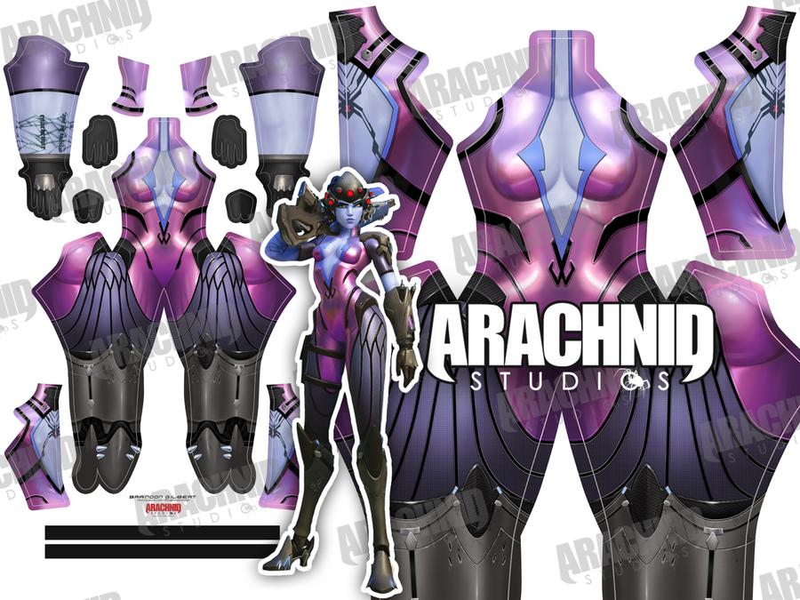 Widowmaker - Aesthetic Cosplay, LLC