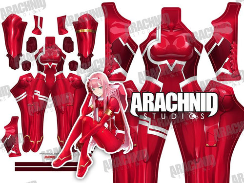 Arachnid Studios Tagged Zero Two Aesthetic Cosplay Llc