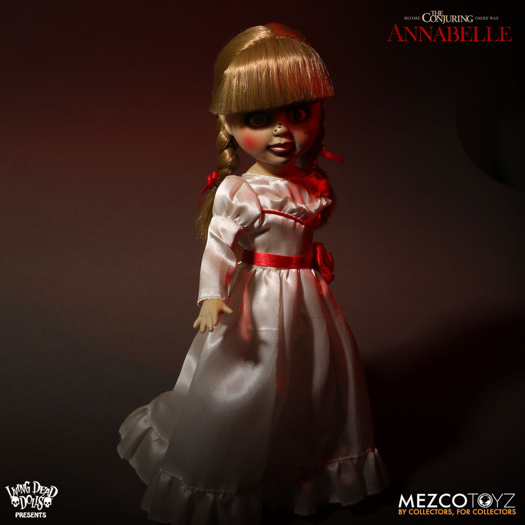 Living Dead Dolls Official Annabelle Doll by Mezco Toyz