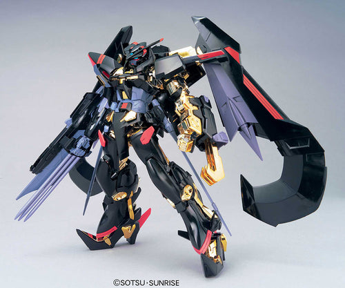 Mobile Suit Gundam Seed D Astray Gold Amatsu Official M1/100 Model Kit by Bandai
