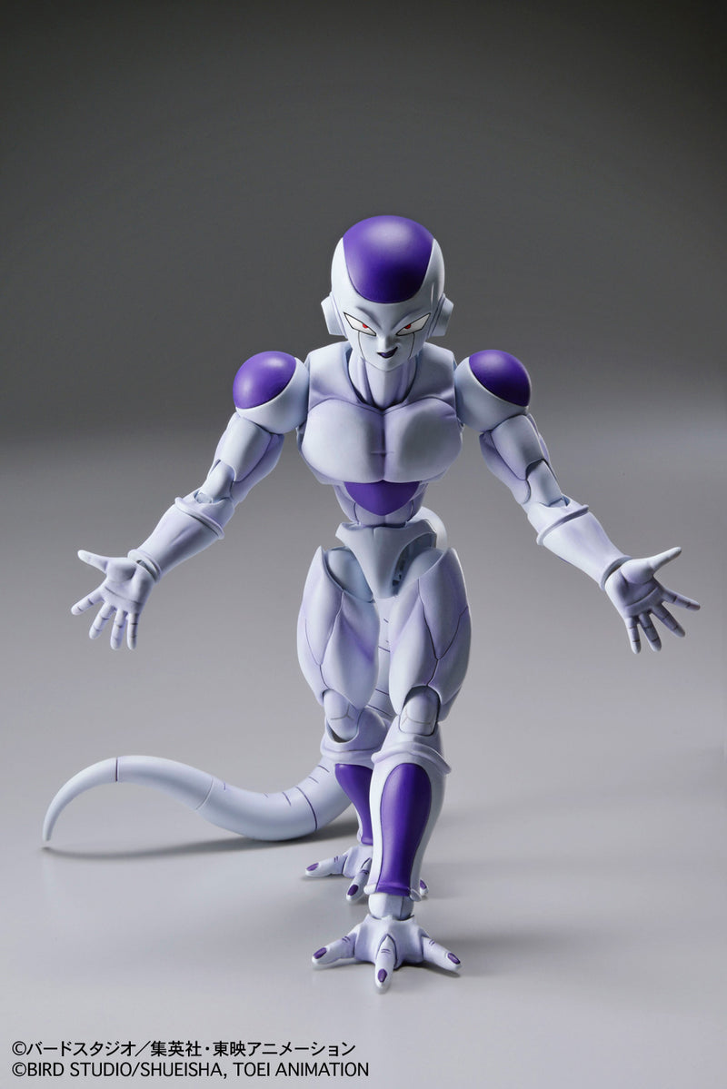 DRAGONBALL Z Official Final Form Frieza Model Kit by Bandai